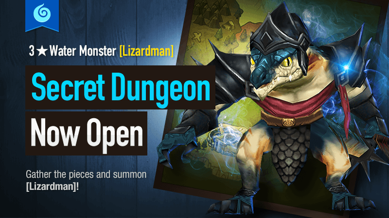 summoners war wind lizardman secret dungeon